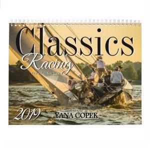 Classics Racing Calendar by Yana Copek
