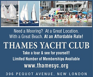 Thames Yacht Club Banner