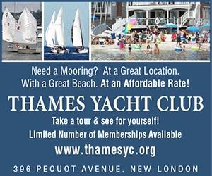 Thames Yacht Club Banner
