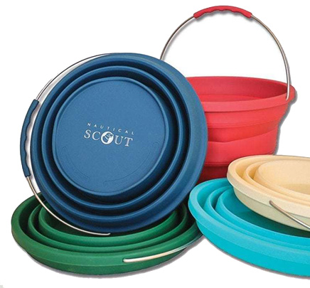 Nautical Scout Collapsible Cookware