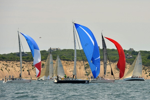 Cruising with a Purpose: Performance Class Combines Competition with Fun at Block Island Race Week