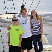 Adventure at Sea for Teen Campers