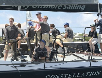 Newport Bermuda Race Youth Prize