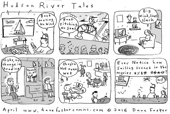 Dave Foster Comics