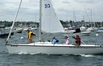 Women's Sailing Conference Colgate 26