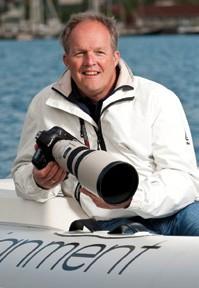 Onne van der Wal Volvo Newport In-Port Race Photo Workshop