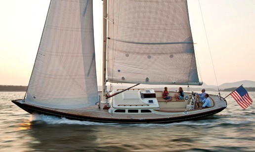 Morris Yachts Update M Series, Strengthens U.S. Sales Team