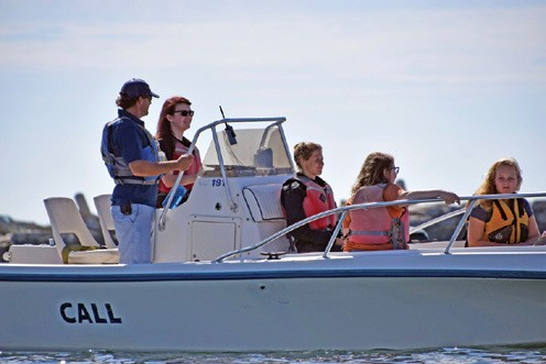 Safe Powerboating Classes