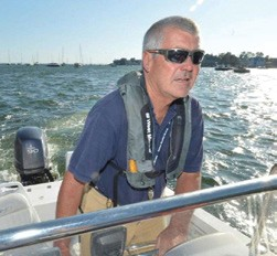 Sam Jones Norwalk Yacht Club
