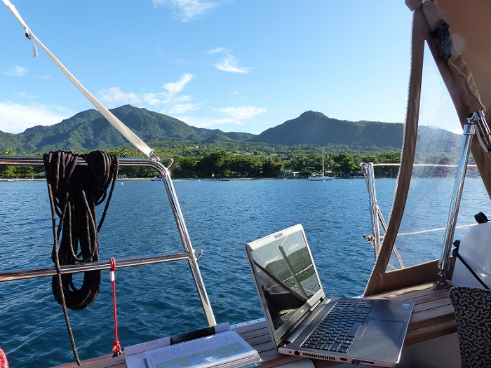 Winter Sailing in the Caribbean: Dominica