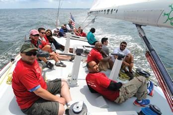 Sail to Prevail 12 metre