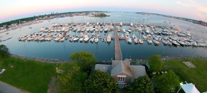 Popes Island Marina