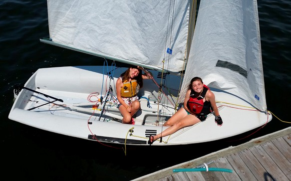 Junior Sailing 201