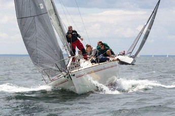 Cedar Point Yacht Club 2016 OneDesign Regatta