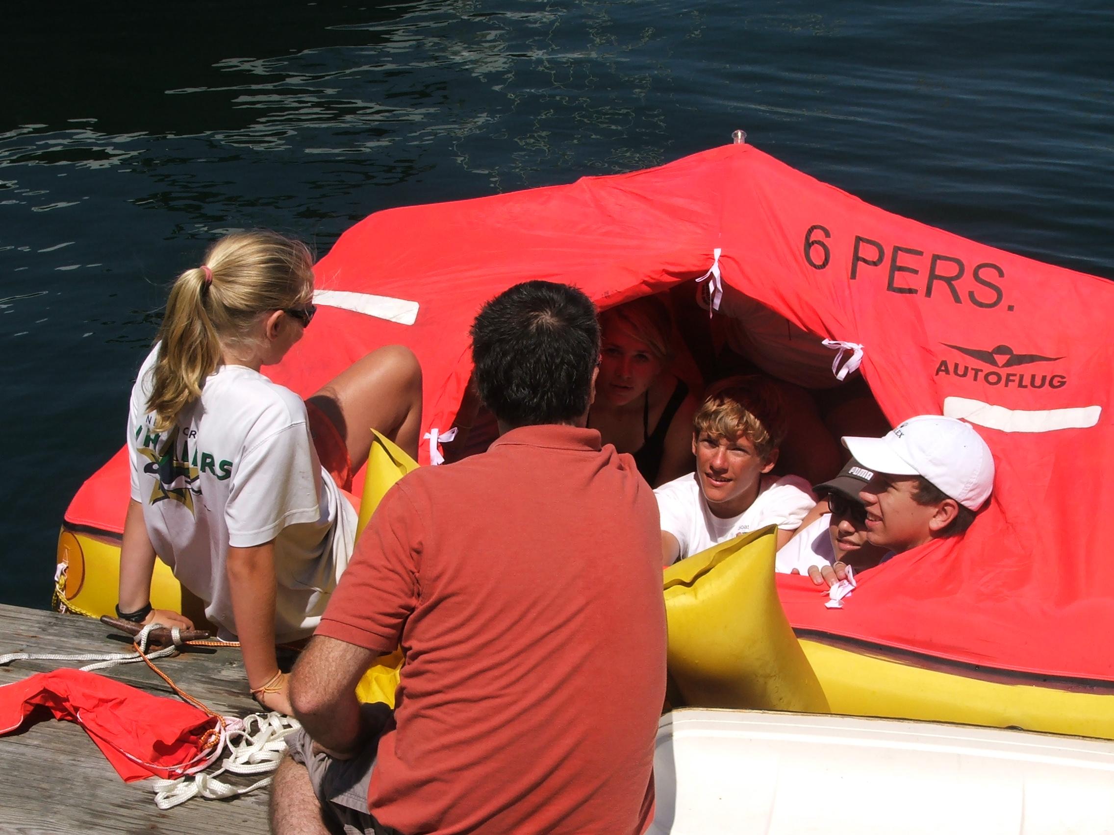 Safety at Sea Juniors