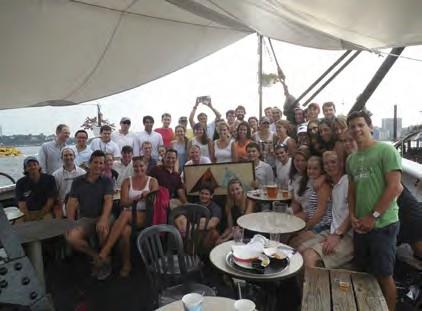 Princeton Columbia Sailing Teams
