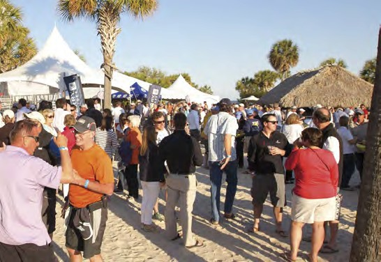 Charleston Race Week shore
