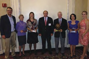US Sailing 2014 Awards
