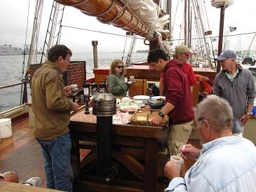 Chesapeake great schooner race