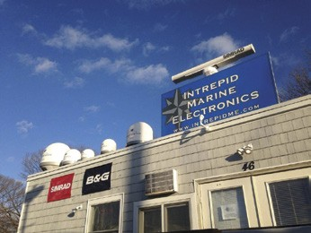 Intrepid Marine electronics