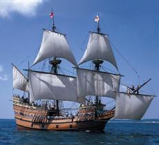 Mayflower II Plimoth Plantation