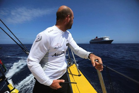 Prevention of Collision at Sea – Gee, How Does GPS Do It?