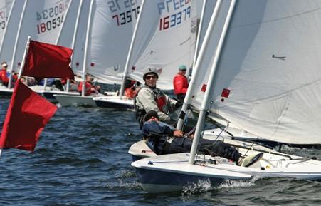 Newport, RI Laser Fleet
