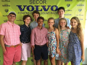 Thames YC Sailors Win Secor Volvo 'Onboard Reporter' Video Award