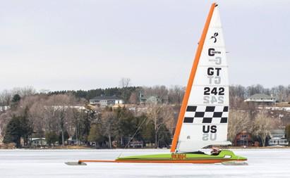 iceboat C-Skeeter
