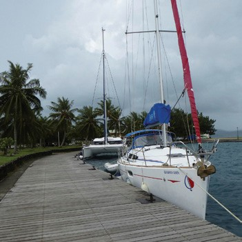 French Polynesia Sunsail