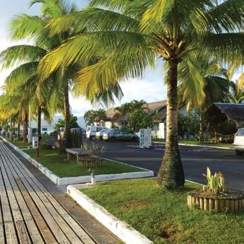French Polynesia Sunsail Base