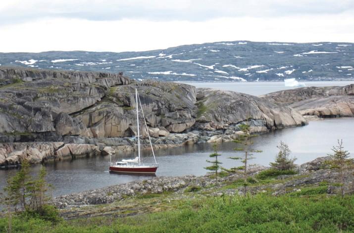 Joyant in Labrador