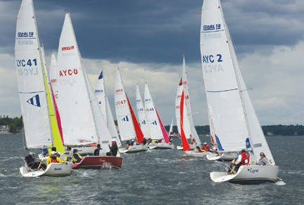 Robie Pierce Regattas Achieve Mission