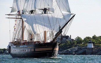 SSV Oliver Hazard Perry Looking to Fill Crew Spots