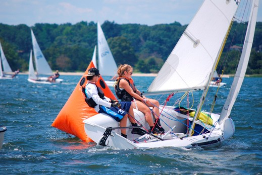 The Junior Sailing Association of Long Island Sound