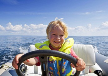 Confident Captain Youth Powerboat Camps