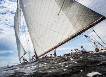 Spartan Classic Yacht