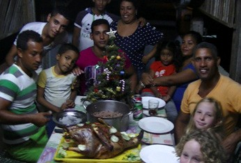 The Rath family Persevere - Christmas in Cuba