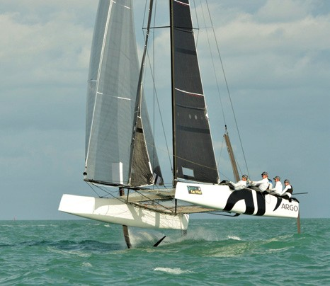 Full-On Fun at Quantum Key West Race Week