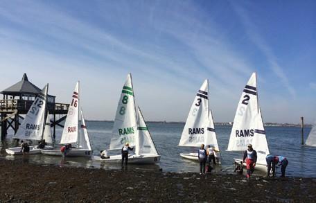 Fordham University Sailing Team