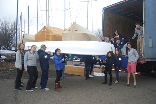 Greenwich High Sailing