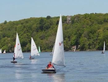 The 6th Annual Connecticut River Dinghy Race is May 21