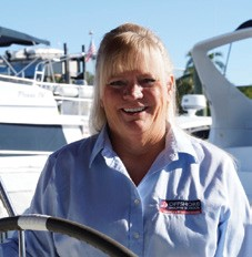 Deb Marlor Joins Offshore Sailing School