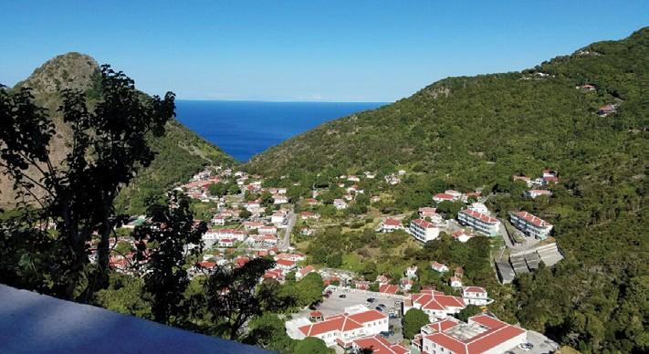 Saba Town