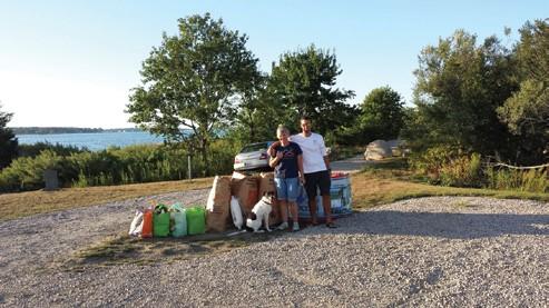 Clean Ocean Access Beach Cleanups