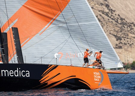 Social Media and the Volvo Ocean Race