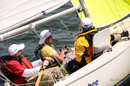 Robie Pierce Regatta Adaptive Sailing