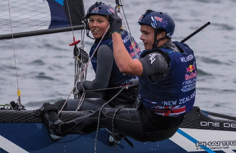 Red Bull Foiling World Final