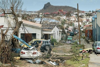 Offshore Passage Opportunities Hurricane Relief