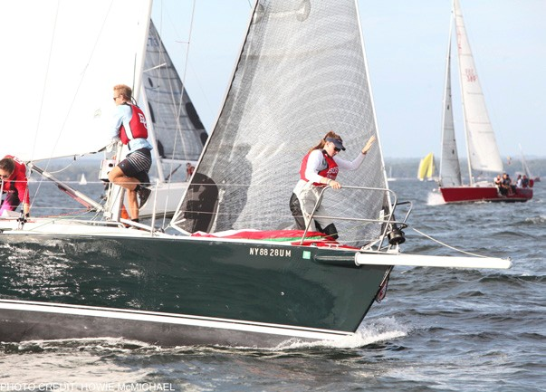 Boston U Wins the Intercollegiate Offshore Regatta